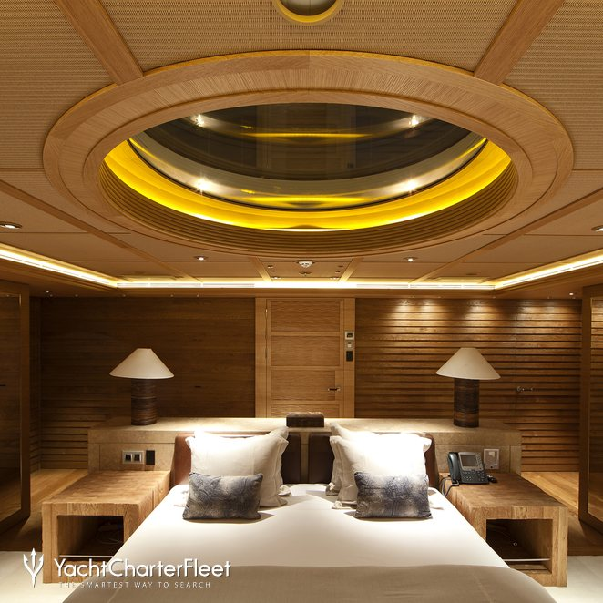 Master Stateroom - Night