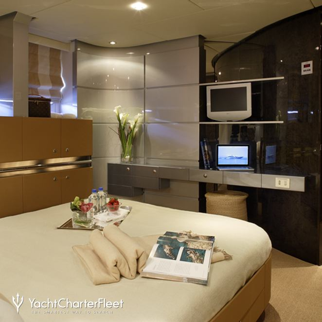 Guest Stateroom - View