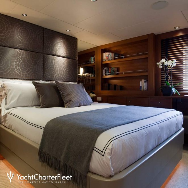 Master Stateroom - Side View