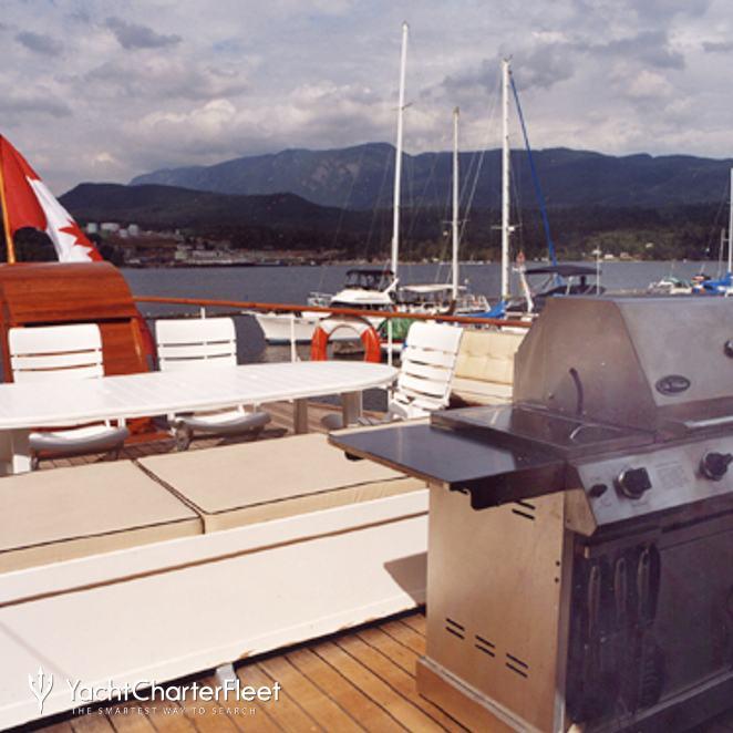 BBQ on Deck