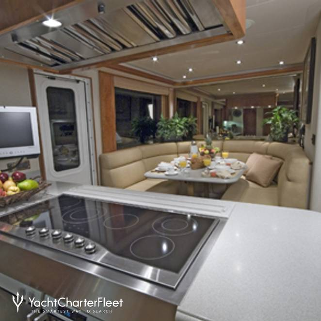 Galley & Seating