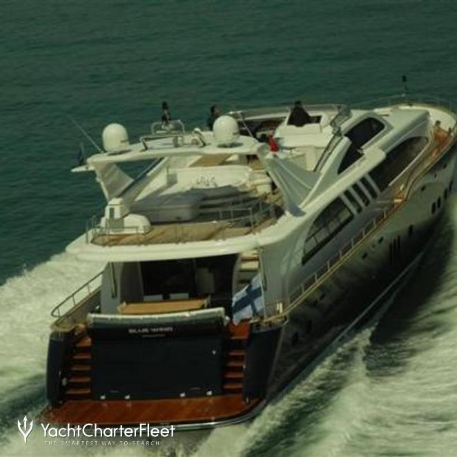 Giant 100 Motor Yacht 2009 photo 3