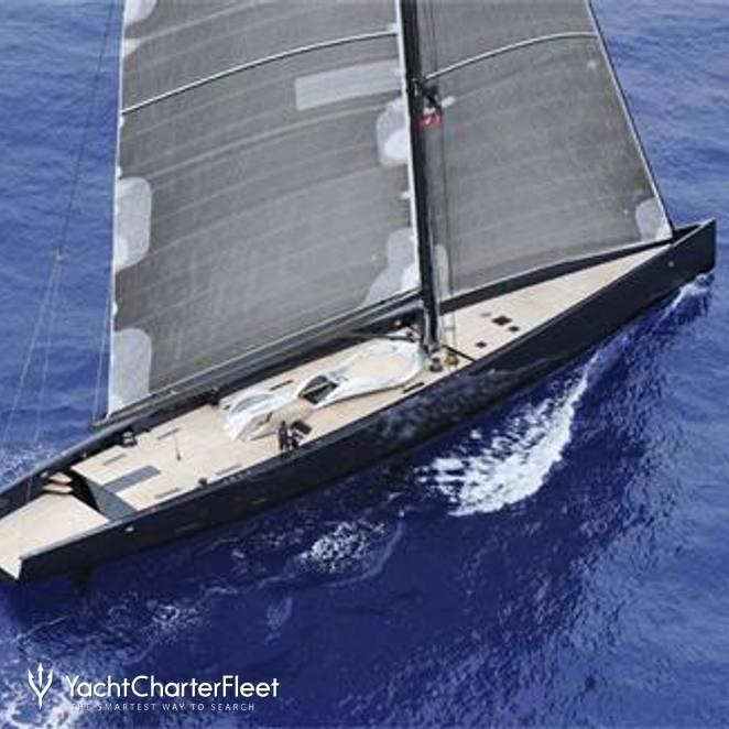 BLACK SAILS Yacht Photos - Wally   Yacht Charter Fleet