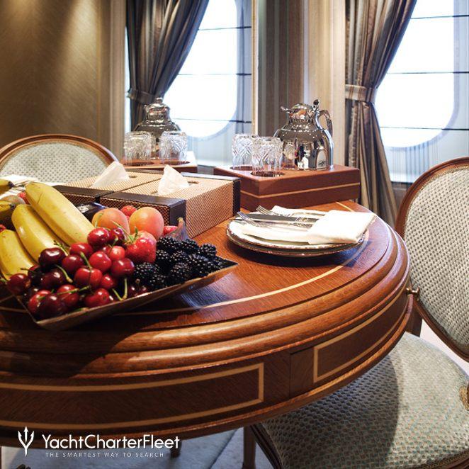 Twin Cabin Table