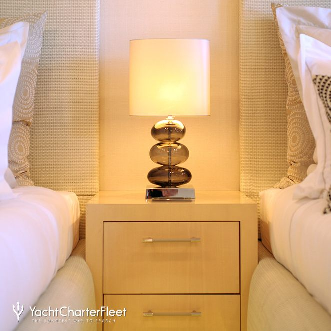Twin Stateroom - Detail