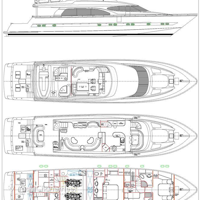 La ReeDeck plan layouts photo 6