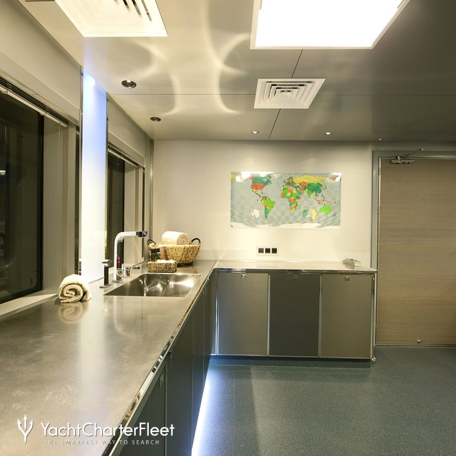 Galley - Counters