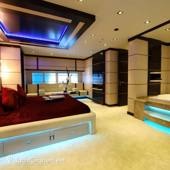 Red Stateroom - Side
