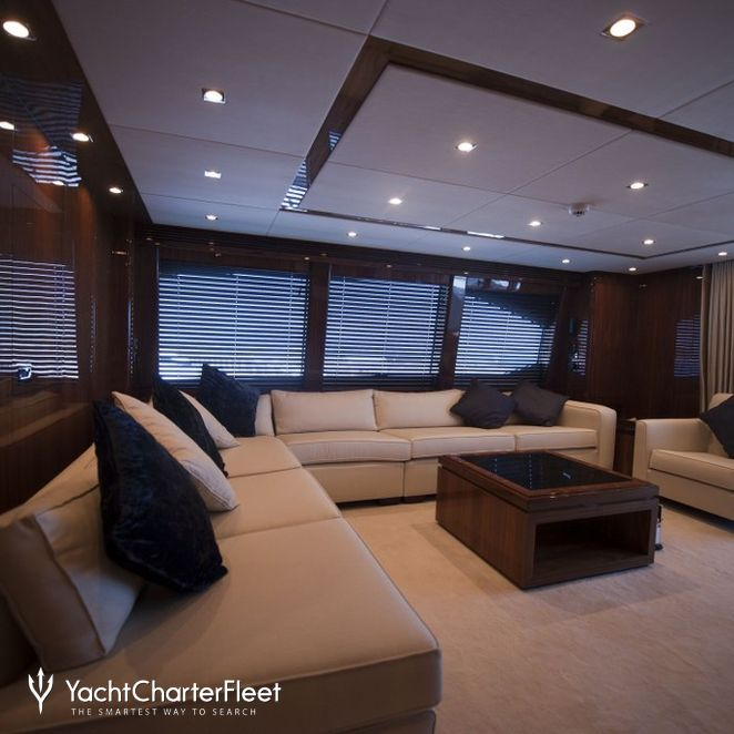 VIP Stateroom - Seating