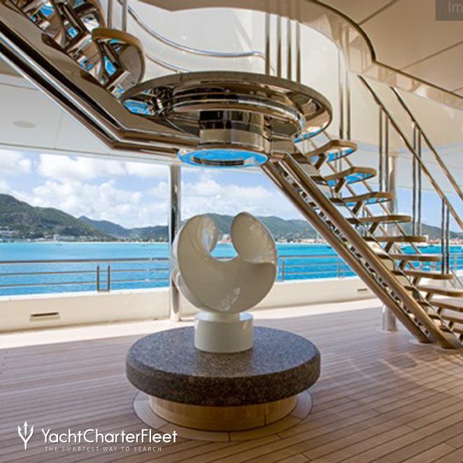 Deck Stairwell