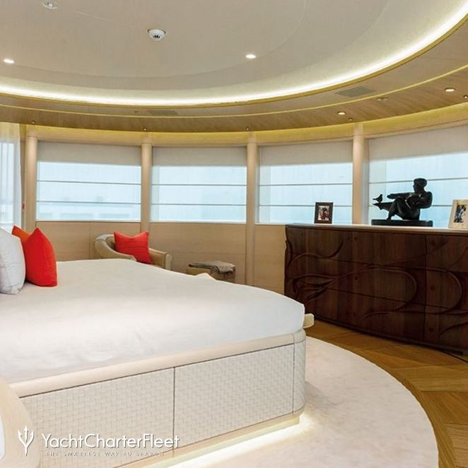 Master Stateroom View