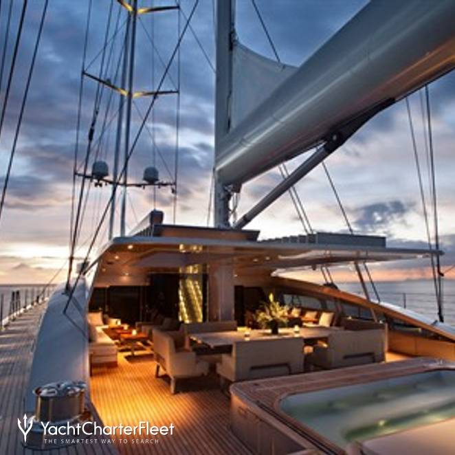 Aft Deck - Night