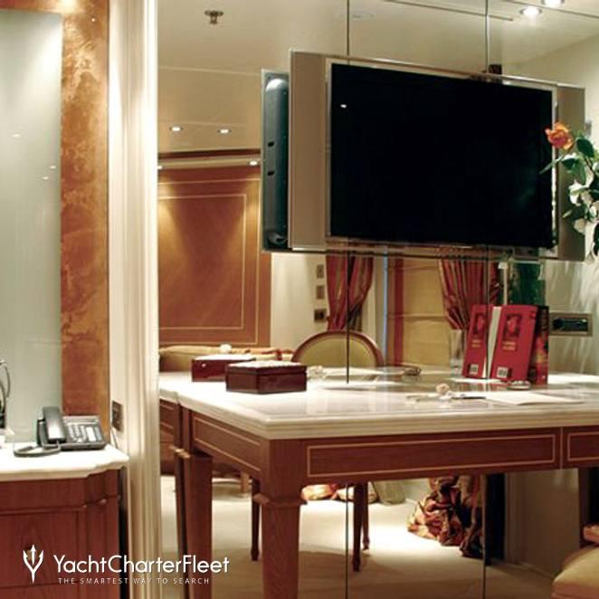 Stateroom - TV