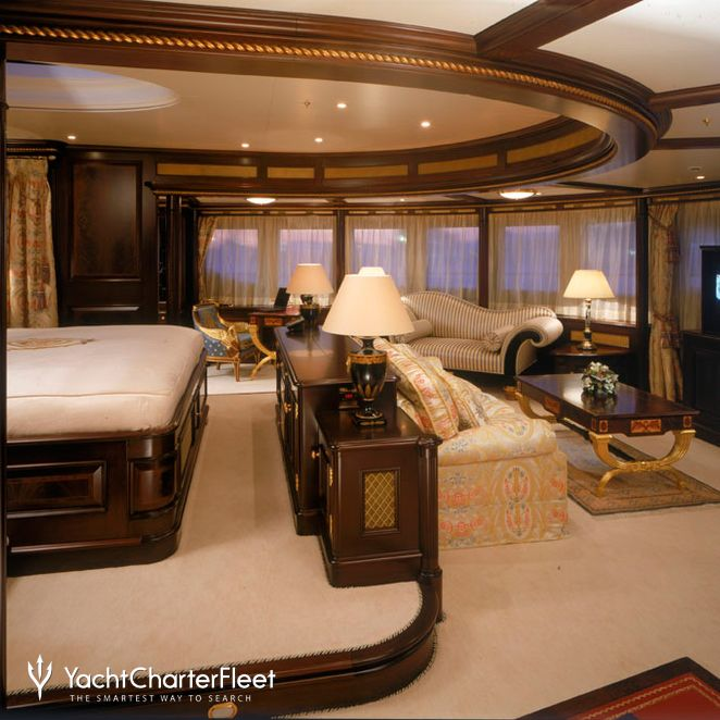 Stateroom - Side View