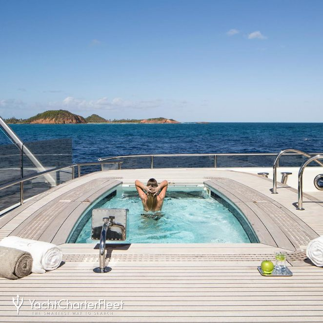Swimming Pool On Main Deck