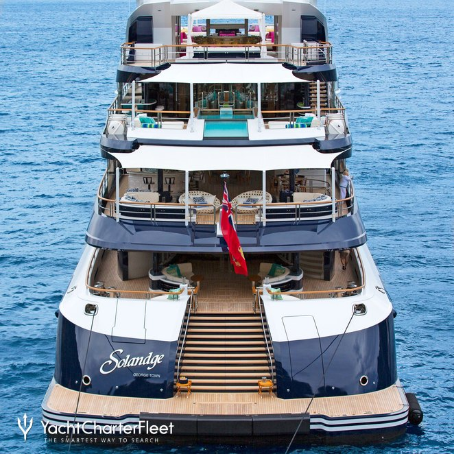 Aft Deck By Day