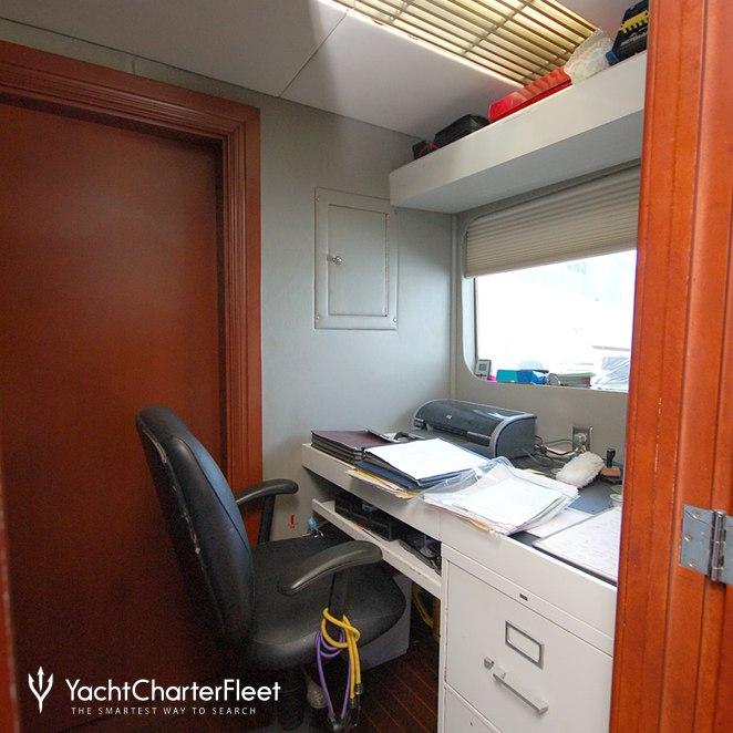 Captain's Office
