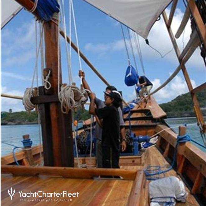 Phinisi Schooner 26 m photo 2
