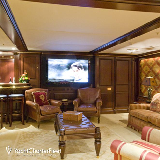 Upper Deck Saloon
