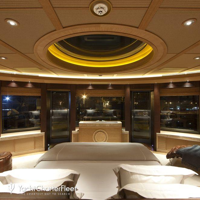 Master Stateroom - Panoramic View Night