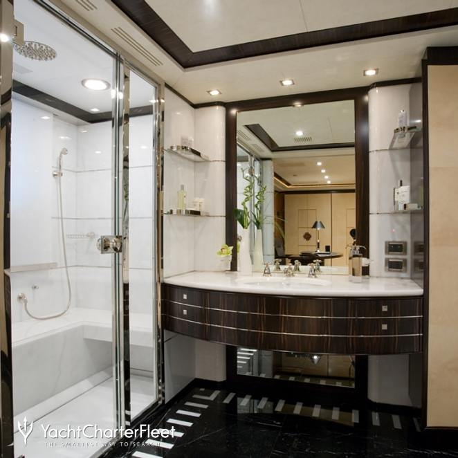 His Bathroom