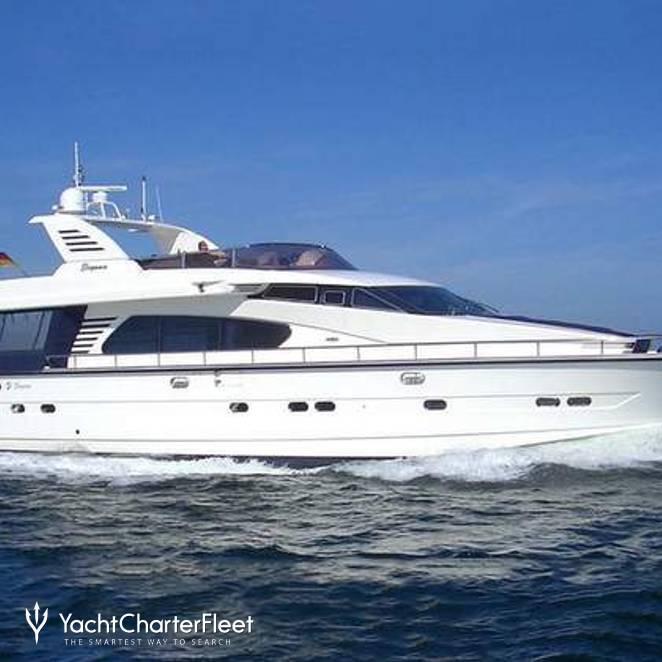ELEGANCE 70 Yacht Photos - Horizon | Yacht Charter Fleet