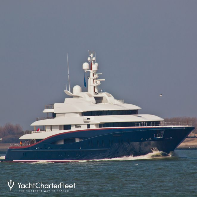 NIRVANA Yacht Photos - 89m Luxury Motor Yacht for Charter
