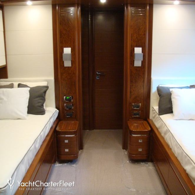 Second Twin Stateroom