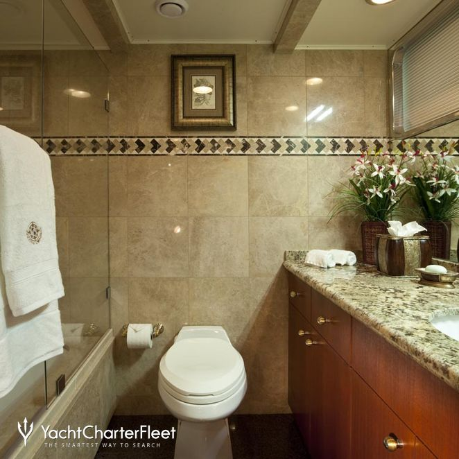 Guest Bathroom - Starboard