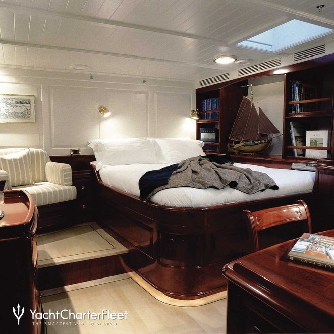 Master Stateroom - View
