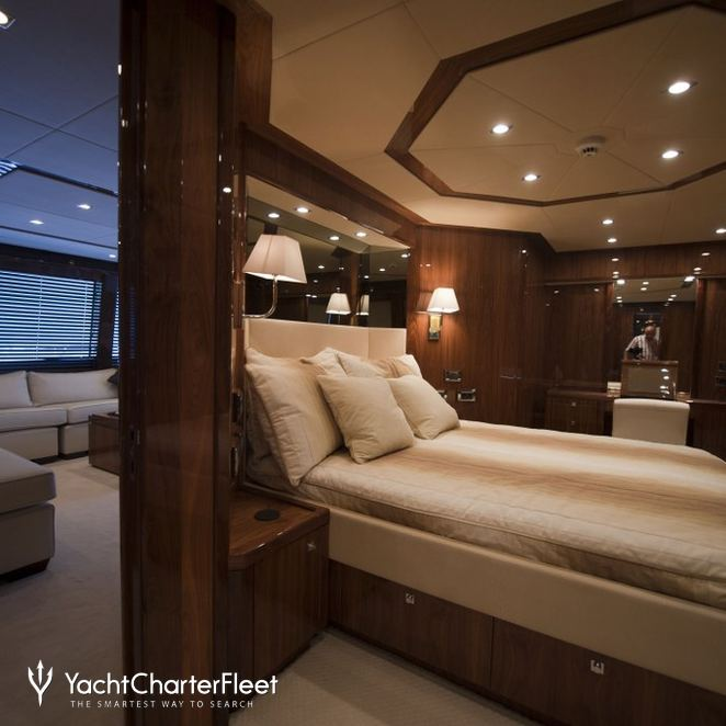 VIP Stateroom - Side View