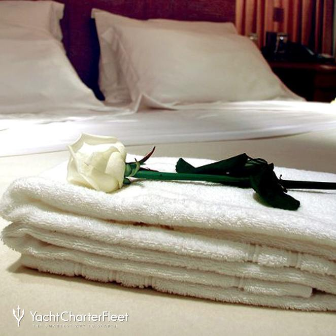 Guest Stateroom - Rose