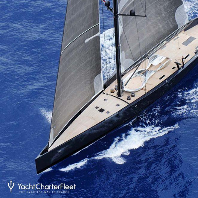 BLACK SAILS Yacht Photos - Wally | Yacht Charter Fleet