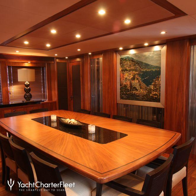 Main Deck Formal Dining