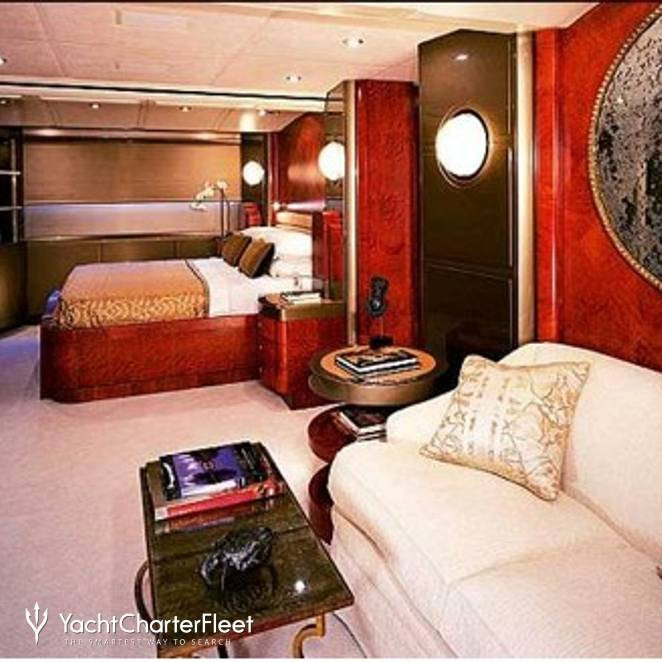 Master Stateroom - Seating