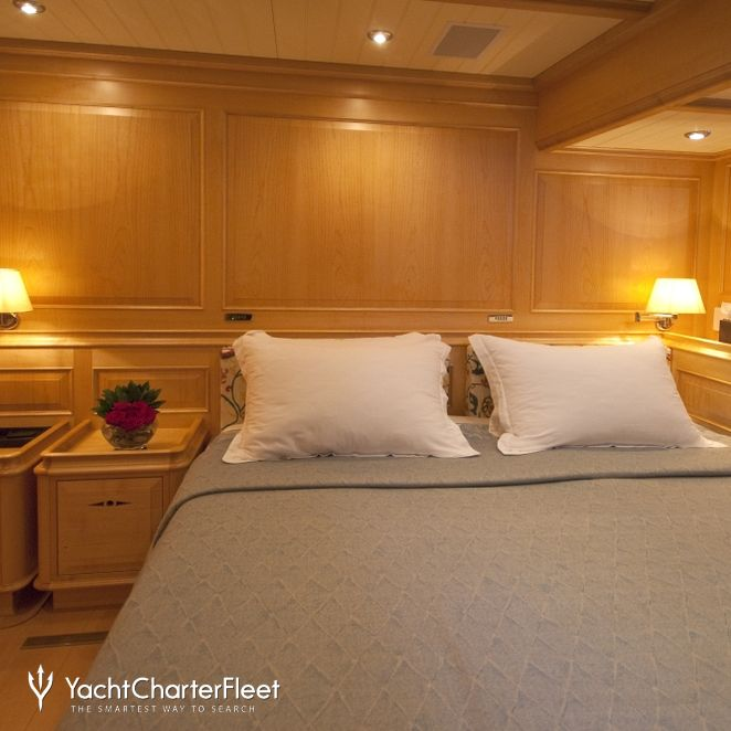 Double Guest Stateroom (Convertible)