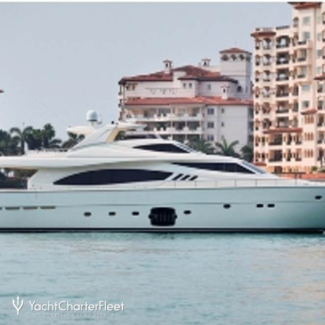Ferretti 881 2012 photo 1