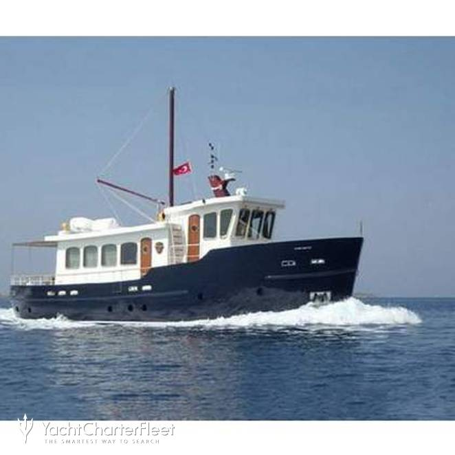 Atlantic Trawler 66 photo 2
