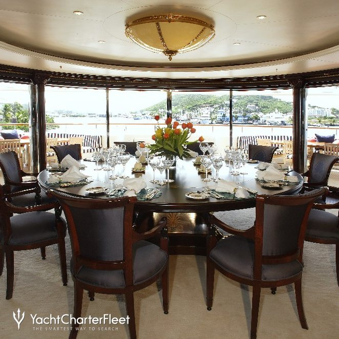 Master Dining Area