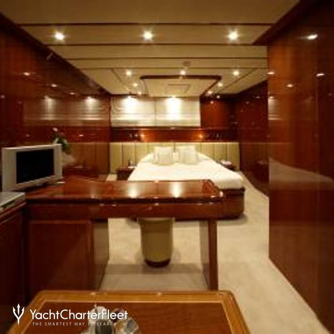 Guest Stateroom - Study