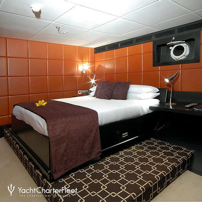 "Guest ""Leather"" Stateroom"