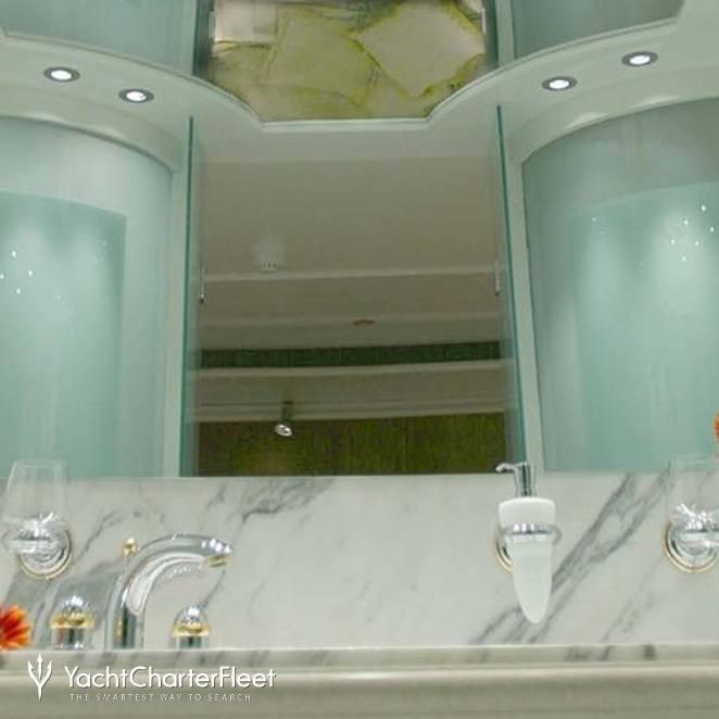 Guest Bathroom - Mirror