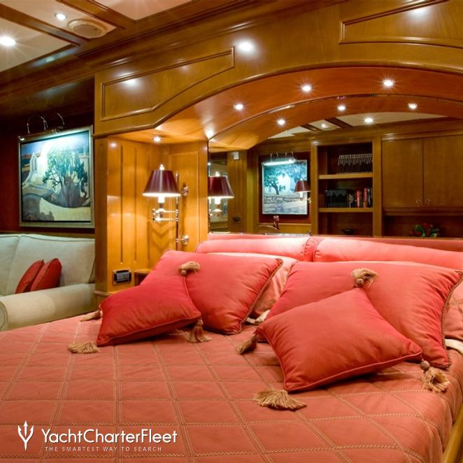 Red Stateroom