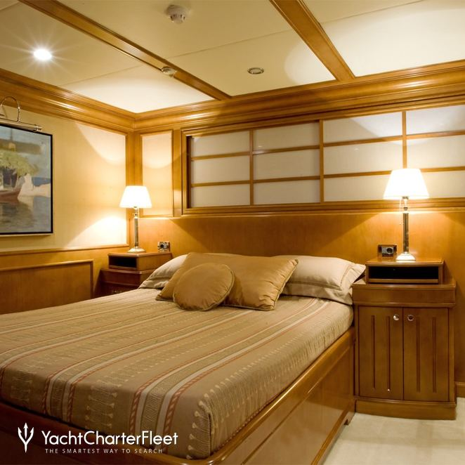 Neutral Stateroom