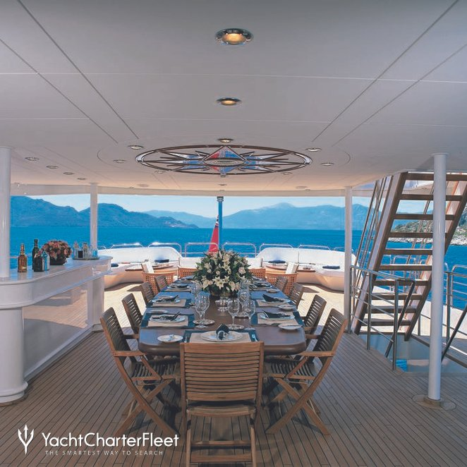 Upper Deck - Dining