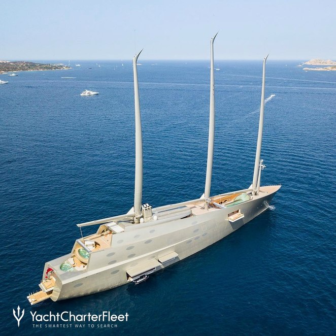 Sailing Yacht A photo 13