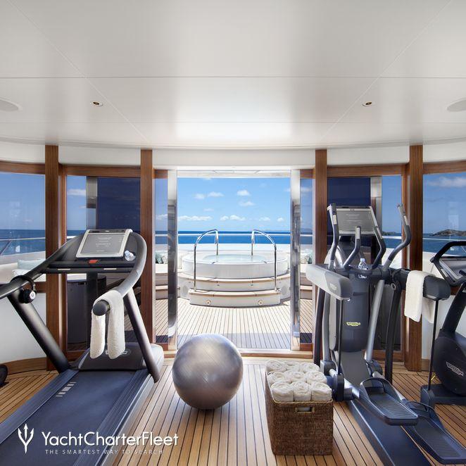Panoramic Gym