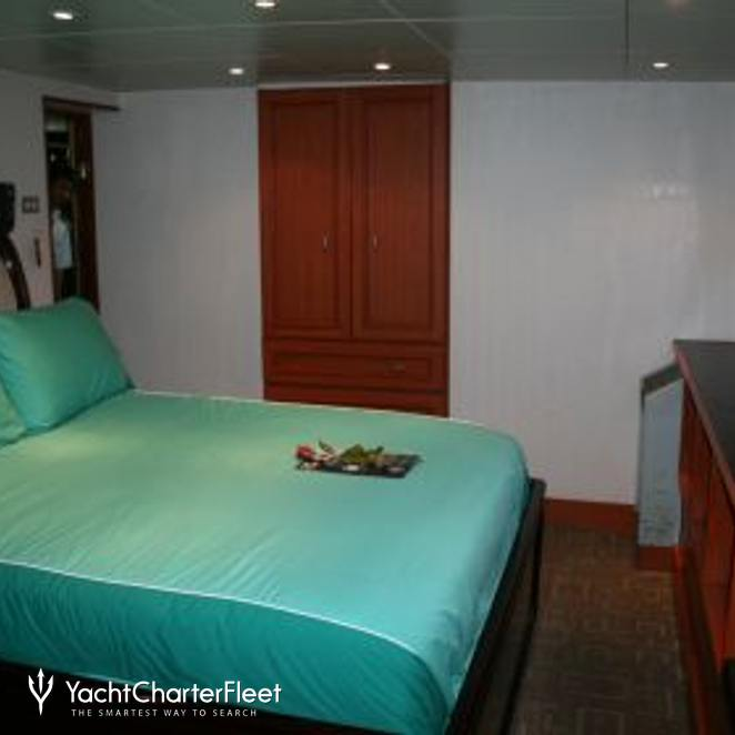 Guest Stateroom - Blue