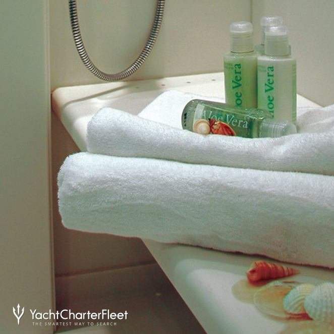 Guest Stateroom - Towels