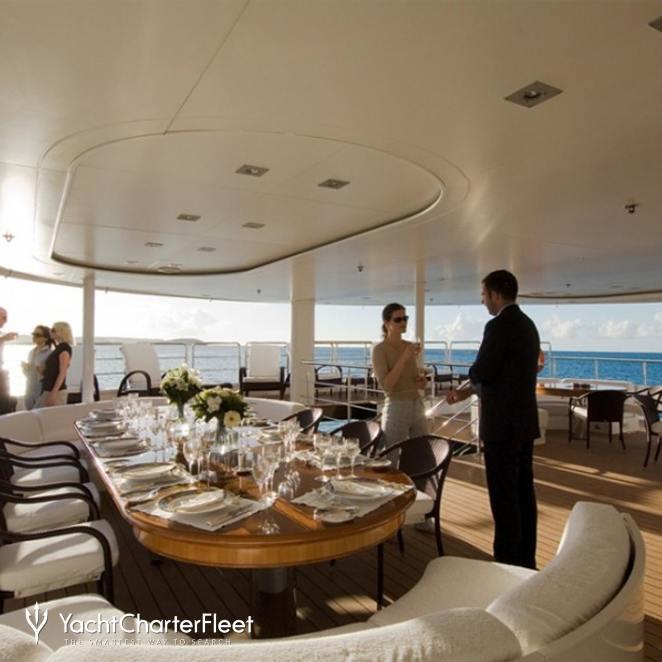 Deck - Dining